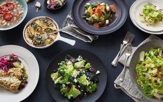 1300 калорий в день – меню на 12 дней