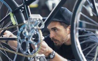 Как надеть цепь на велосипед? Руководство по замене цепи