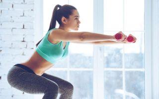 План тренировок для снижения веса