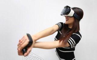 Спортивная тренировка в VR – виртуальная реальность