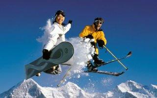 5 лучших идей для активного зимнего отдыха