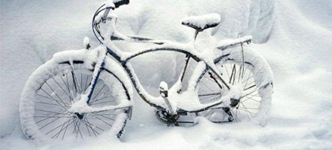 Велосипед после зимы – как подготовить его к сезону?