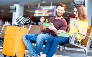 Как придерживаться своей диеты во время путешествия