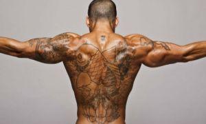 Можно ли тренироваться со свежей татуировкой?
