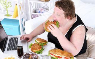 Всё об ожирении