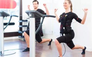 Тренировка EMS – что это и какие эффекты дает?