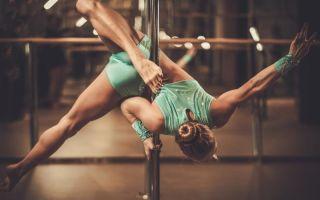 Pole Dance – танец для сильных девушек! Почему стоит учиться танцу на пилоне