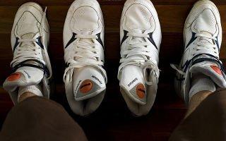 Как выбрать размер кроссовок?