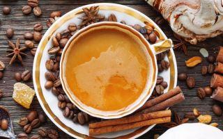 Кофе с корицей – ароматная и полезная смесь