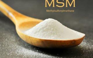 Метилсульфонилметан (МСМ): все о спортивной добавке