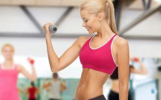 Особенности тренировок для девушек