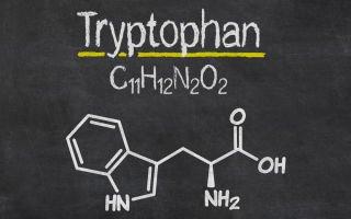 Триптофан: аминокислота для хорошего настроения
