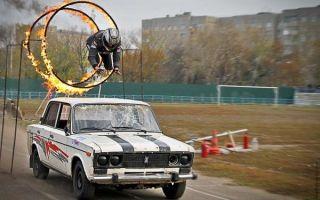 Русская школа каскадеров