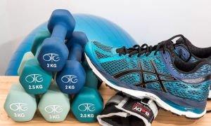 Лучшая обувь для фитнеса