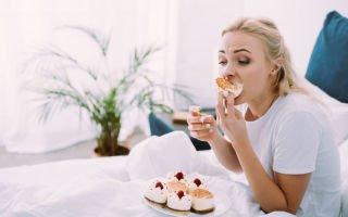 Как перестать заедать стресс