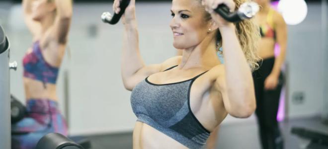Спортивные бюстгальтеры для большой груди