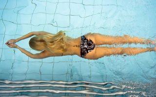 Как правильно плавать в бассейне, чтобы похудеть?