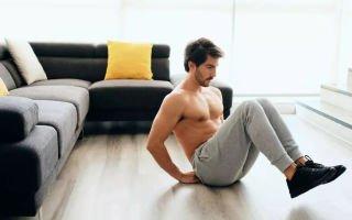 Тренировки дома. Можно ли тренироваться без оборудования?