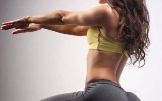 Тренировки для пышных бедер ягодиц, эффективные упражнения, фото