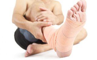 Как бороться с порванным сухожилием?