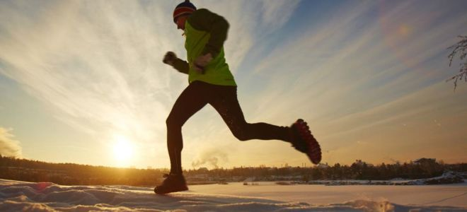 Бег зимой: как к нему подготовиться?