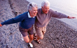 Спорт против старения