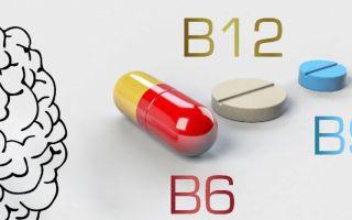 Витамины группы В – свойства, дозировка, восполнение дефицита