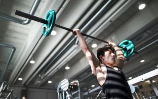 Тренировка со штангой – как правильно?