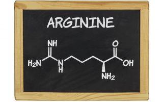 Аргинин – важная аминокислота