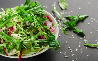 Вся правда о содержании витаминов в салатных смесях