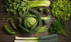 Почему нужно есть зеленые овощи каждый день
