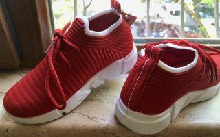 Мягкие кроссовки – да или нет?