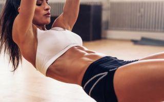 Глубокая тренировка мышц только для женщин!