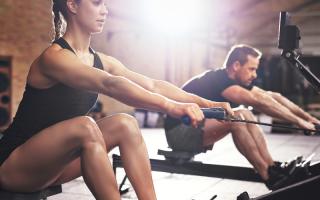 Особенности упражнений на гребном эргометре