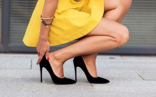 Как расслабить мышцы ног после дня, проведенного на каблуках?