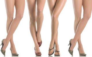 11 лучших упражнений для стройных ног