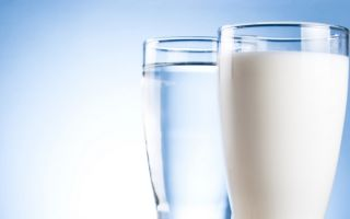 Вода или молоко? Что лучше подходит для коктейлей