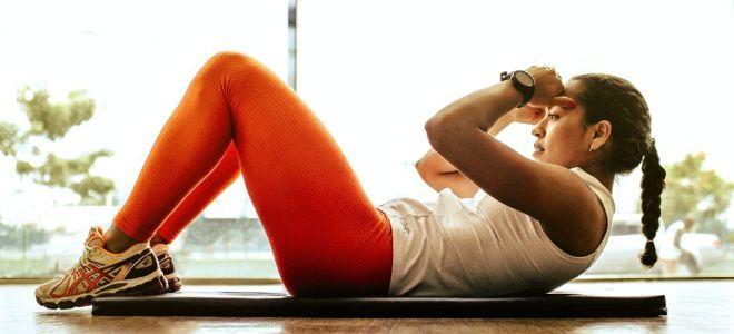 Коронавирус – упражнения во время пандемии