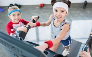 Стоит ли отправлять ребенка в тренажерный зал?