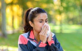 Занятия спортом во время простуды – полезно или опасно?