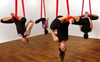 Антигравити йога – что это такое?