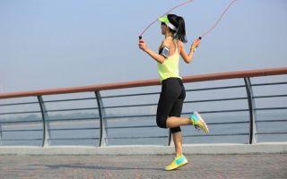 Прыжки со скакалкой: худеем дёшево и эффективно