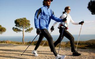 Северная ходьба – тренировка прямо из Скандинавии