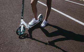 Может ли скутер заменить велосипед?