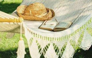 Идеи для отдыха на природе в саду