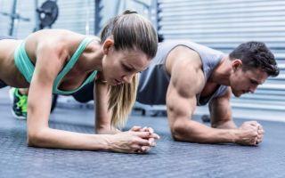 Планка – упражнение со множеством вариантов