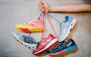 Как выбрать кроссовки – главные критерии
