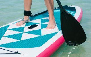 Что такое sup доска для серфинга и с чего начать?