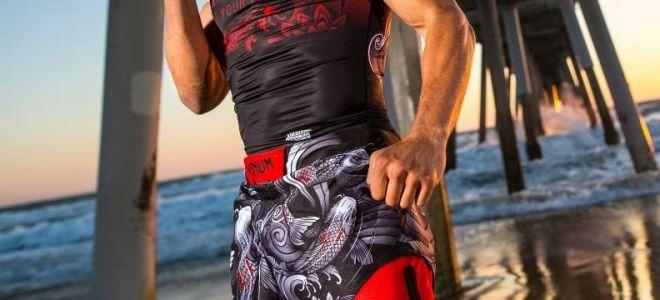 Тренировочные шорты – выбираем идеальные шорты для боевых видов спорта