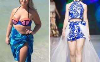 15 потрясающих метаморфоз с лишним весом
